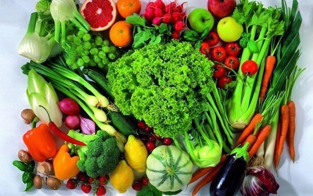 Egyél egészséges ételeket!