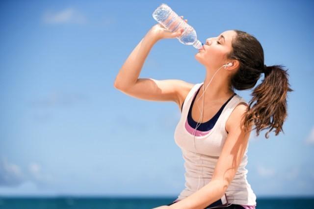 Igyál sok vizet!