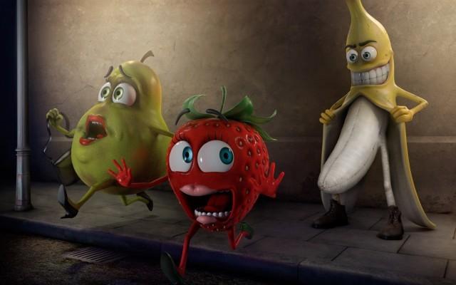 Banánhéj, mint esőkabát