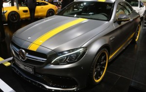 AMG C63 Coupe 2017