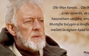 Ben Kenobi visszaemlékezése