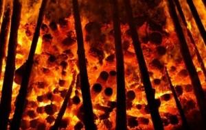A pokol hőmérséklete